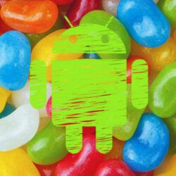 Android jellybeen